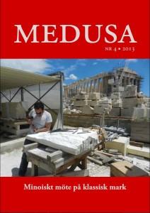 Omslaget till Medusa nr 4, 2013