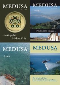 Medusa, årgång 2010